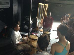Afro-Cuban Class