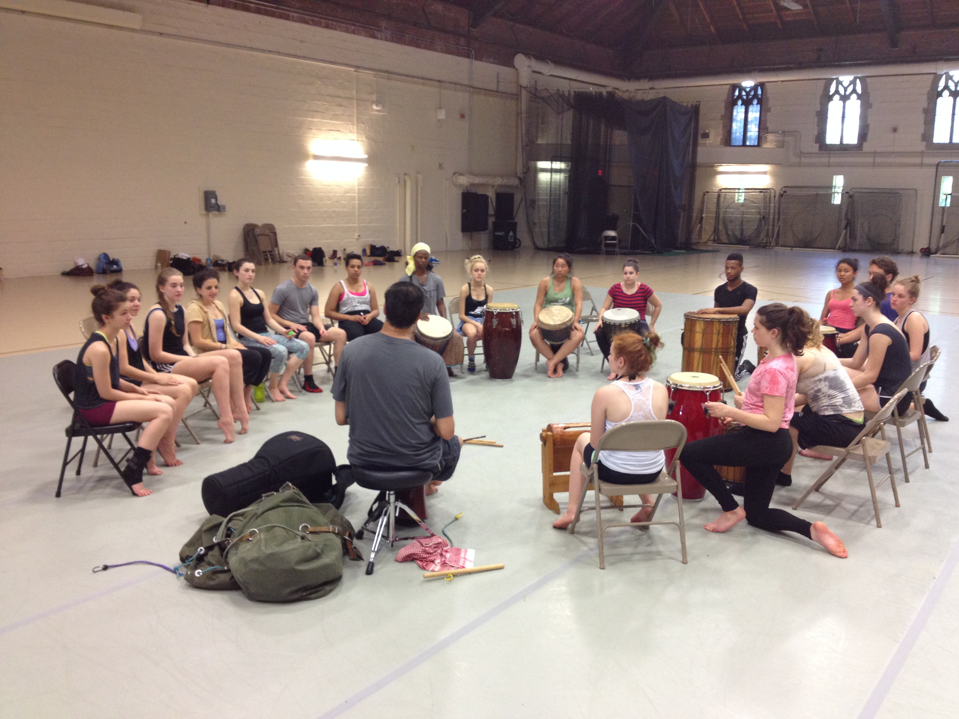 The Combined Experience of Live Music and Dance – Bates