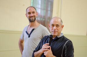 Korhan Basaran & David Dorfman by ArthurFink