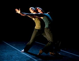 Sean Dorsey Dance, Photo by Lydia Daniller