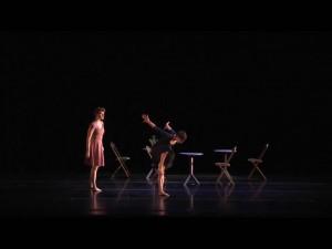 Ali Kenner Brodsky and Meghan Carmichael in parT III in DanceNOW Last Week